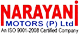 Narayani Motors Pvt Ltd Logo