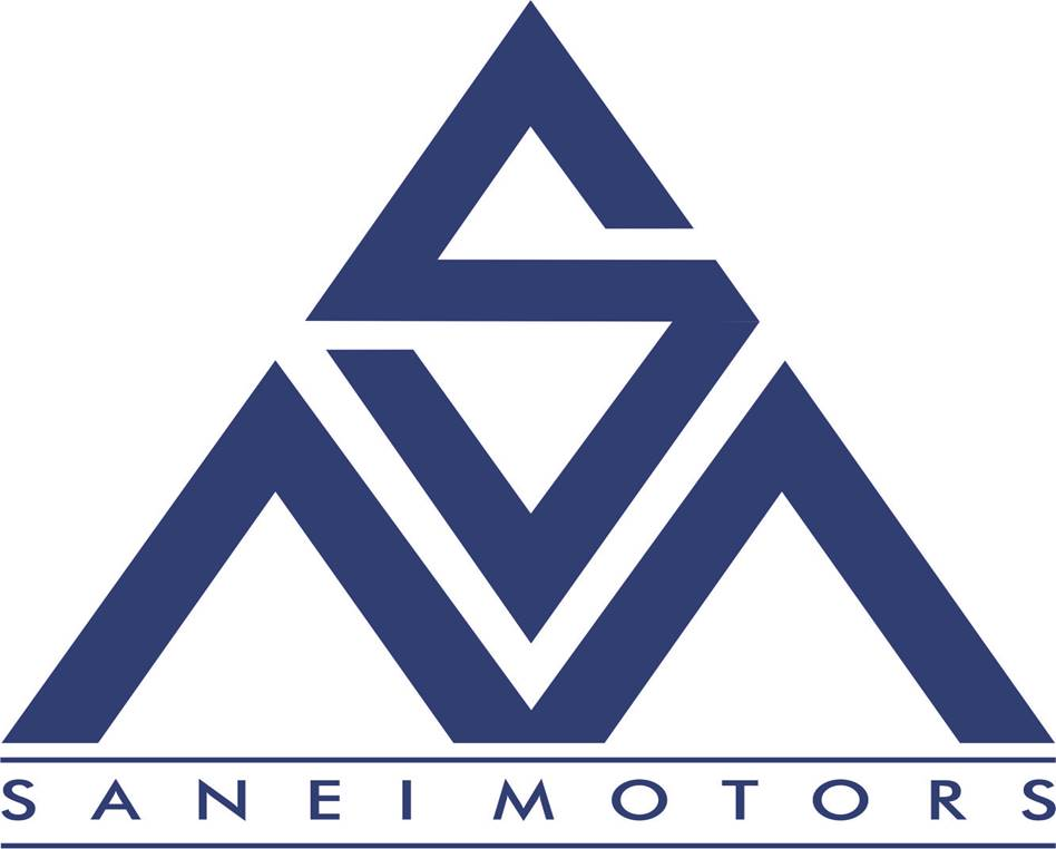 Sanei Motors Pvt. Ltd. Logo