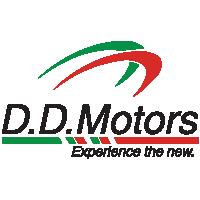 DD Motors Logo