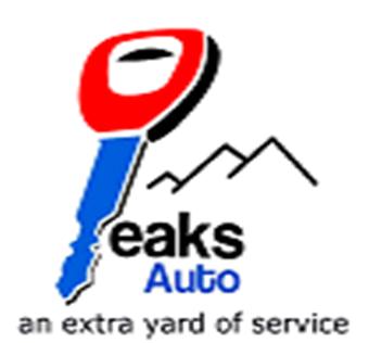 Peaks Auto Pvt Ltd Logo